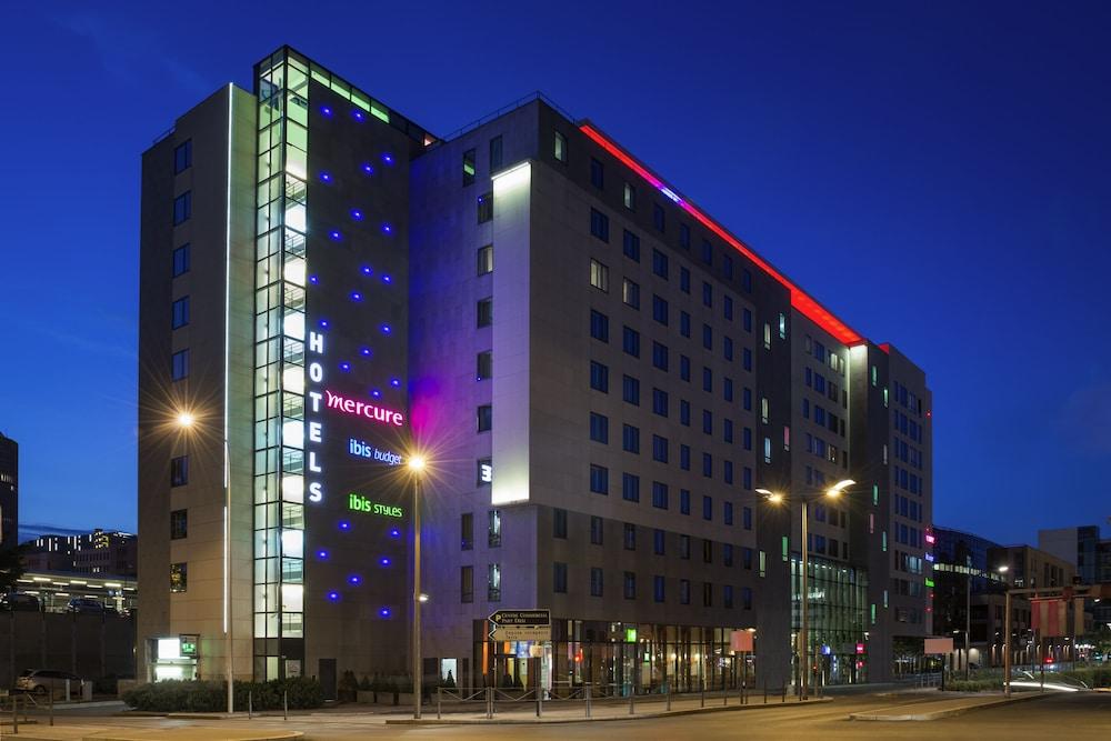 이비스 스타일스 리옹 라 파르 되(ibis Styles Lyon Centre - Gare Part Dieu Hotel) Hotel Image 40 - Hotel Front