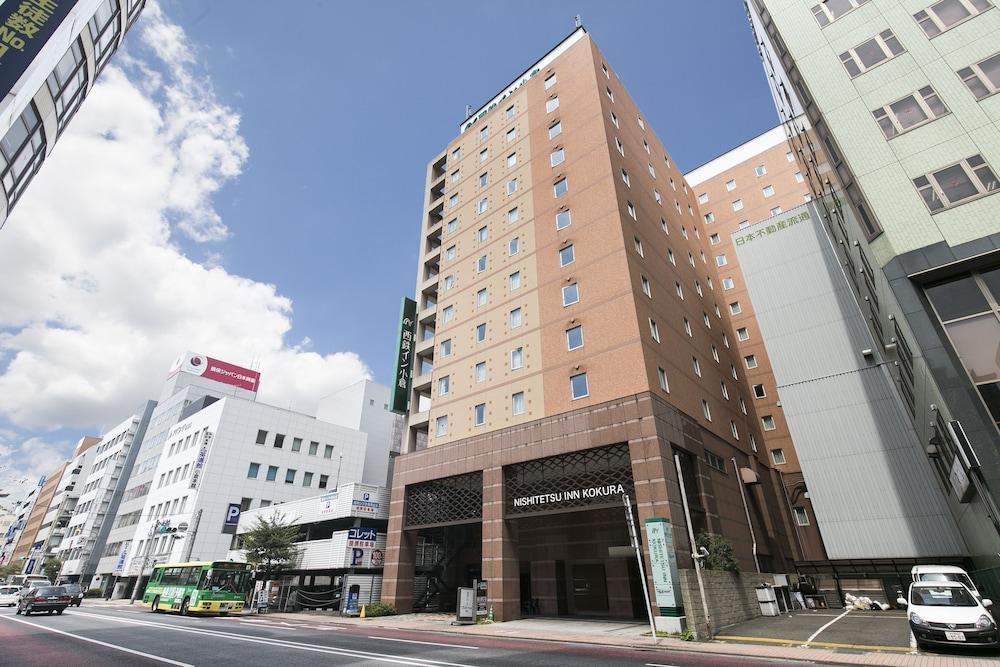 니시테츠 인 코쿠라(Nishitetsu Inn Kokura) Hotel Image 3 - Exterior