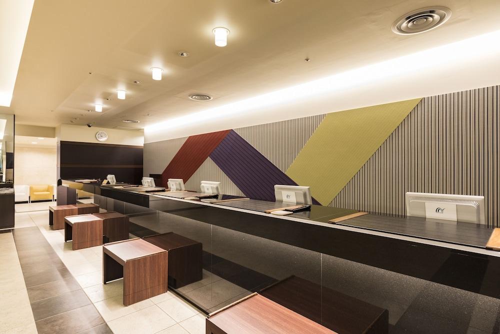 니시테츠 인 코쿠라(Nishitetsu Inn Kokura) Hotel Image 16 - Reception