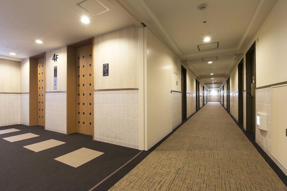 니시테츠 인 코쿠라(Nishitetsu Inn Kokura) Hotel Image 29 - Hallway