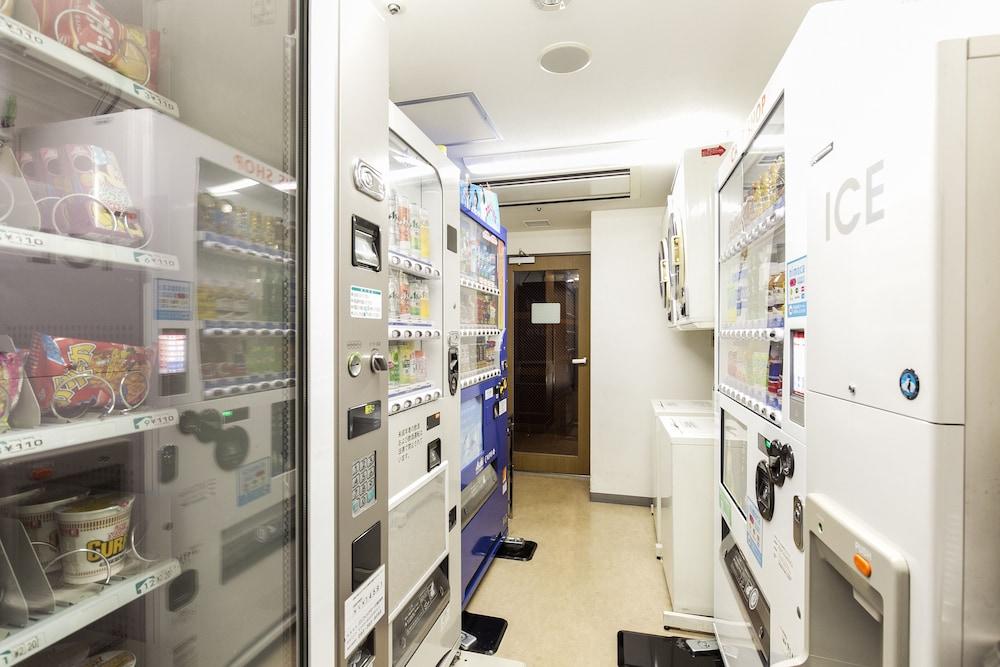 니시테츠 인 코쿠라(Nishitetsu Inn Kokura) Hotel Image 23 - Vending Machine