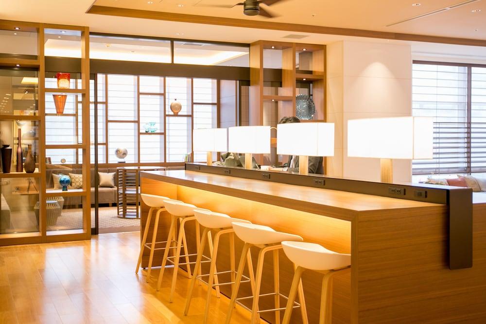 니시테쓰 호텔 크룸 하카타(Nishitetsu Hotel Croom Hakata) Hotel Image 4 - Lobby Lounge