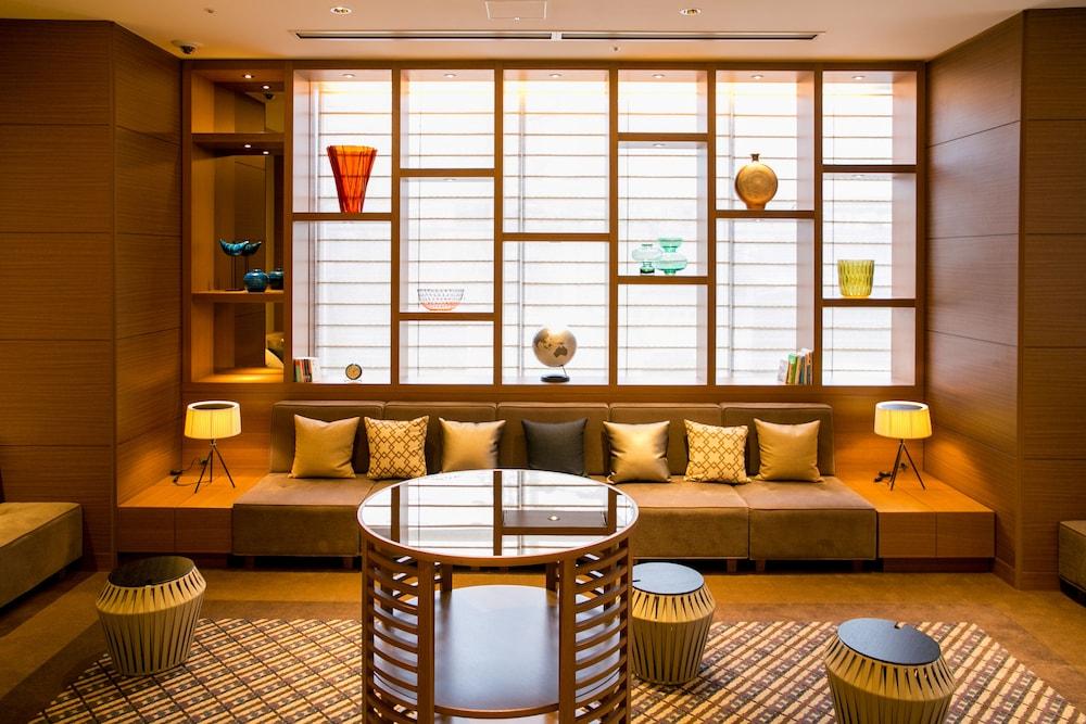 니시테쓰 호텔 크룸 하카타(Nishitetsu Hotel Croom Hakata) Hotel Image 5 - Lobby Lounge