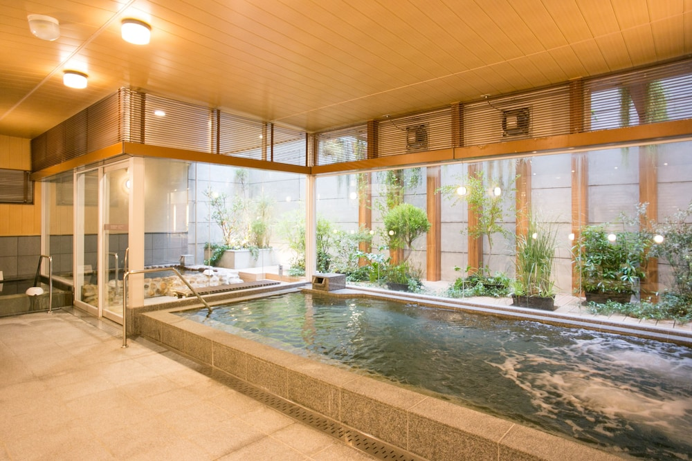 니시테쓰 호텔 크룸 하카타(Nishitetsu Hotel Croom Hakata) Hotel Image 31 - Indoor Spa Tub