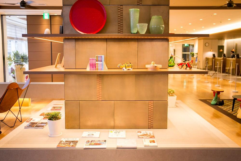니시테쓰 호텔 크룸 하카타(Nishitetsu Hotel Croom Hakata) Hotel Image 2 - Lobby