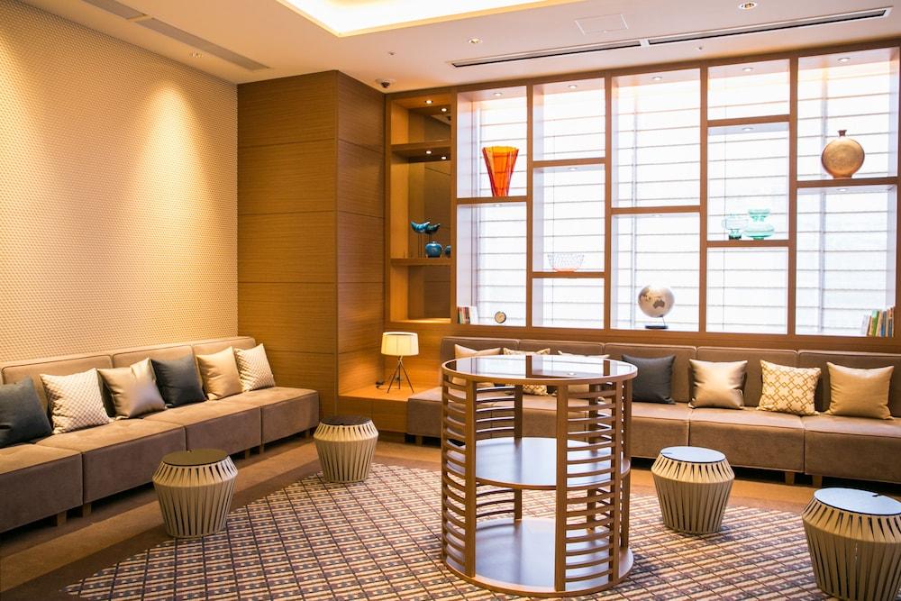 니시테쓰 호텔 크룸 하카타(Nishitetsu Hotel Croom Hakata) Hotel Image 6 - Lobby Lounge
