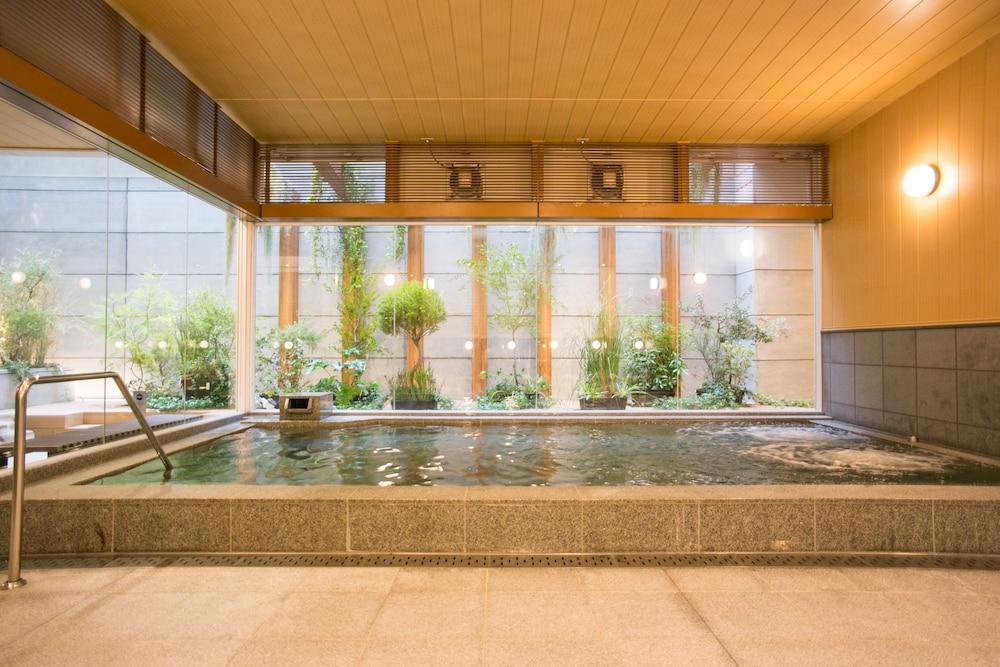 니시테쓰 호텔 크룸 하카타(Nishitetsu Hotel Croom Hakata) Hotel Image 33 - Indoor Spa Tub