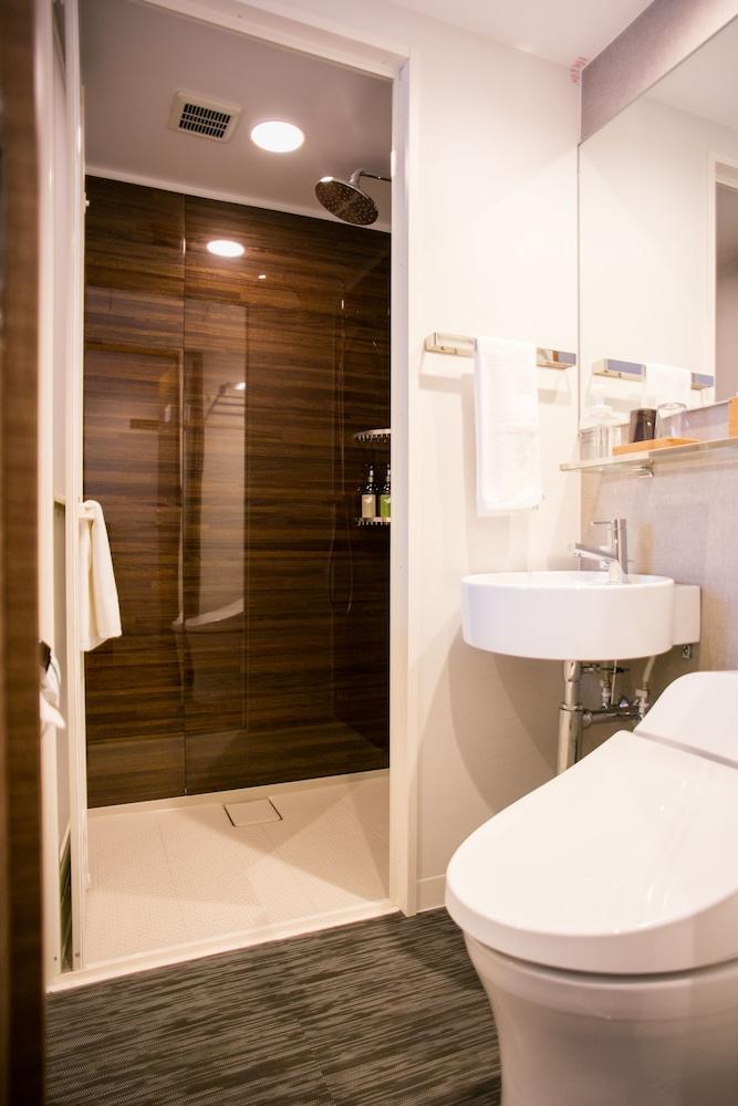 니시테쓰 호텔 크룸 하카타(Nishitetsu Hotel Croom Hakata) Hotel Image 25 - Bathroom