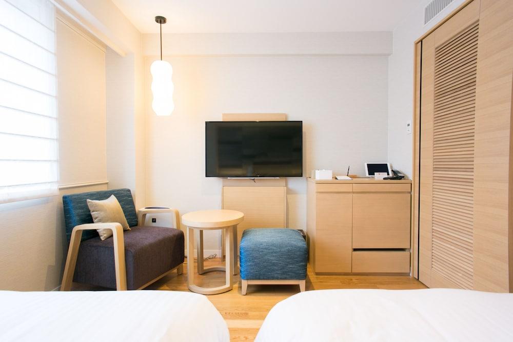 니시테쓰 호텔 크룸 하카타(Nishitetsu Hotel Croom Hakata) Hotel Image 7 - Guestroom