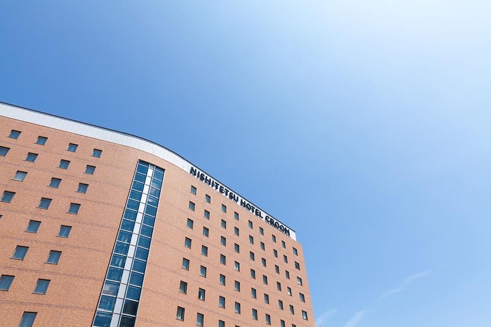 니시테쓰 호텔 크룸 하카타(Nishitetsu Hotel Croom Hakata) Hotel Image 72 - Exterior detail