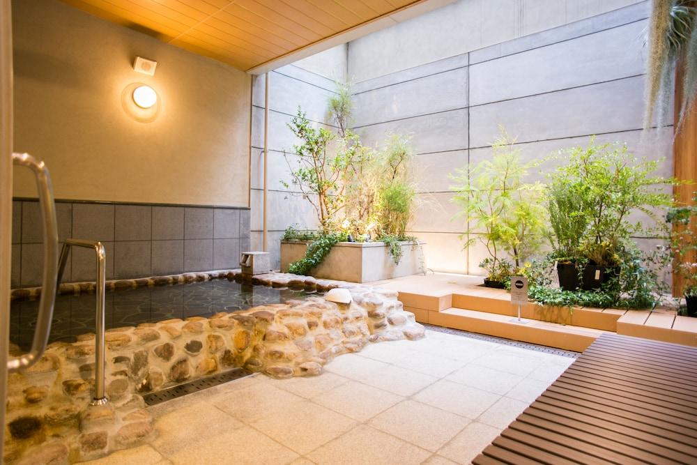 니시테쓰 호텔 크룸 하카타(Nishitetsu Hotel Croom Hakata) Hotel Image 34 - Indoor Spa Tub
