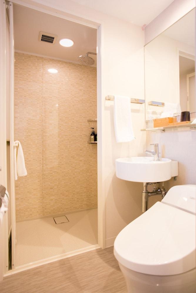 니시테쓰 호텔 크룸 하카타(Nishitetsu Hotel Croom Hakata) Hotel Image 22 - Bathroom