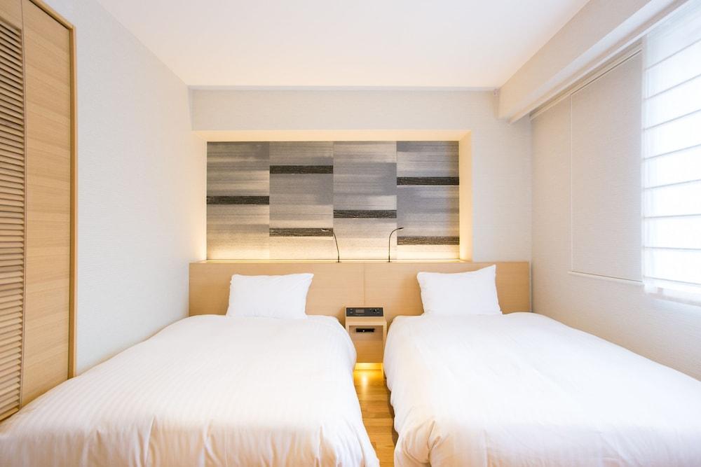 니시테쓰 호텔 크룸 하카타(Nishitetsu Hotel Croom Hakata) Hotel Image 8 - Guestroom