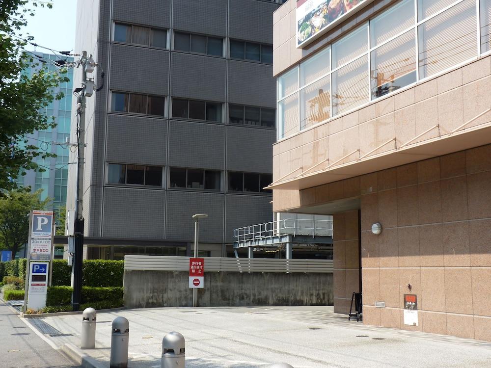 니시테쓰 호텔 크룸 하카타(Nishitetsu Hotel Croom Hakata) Hotel Image 70 - Parking