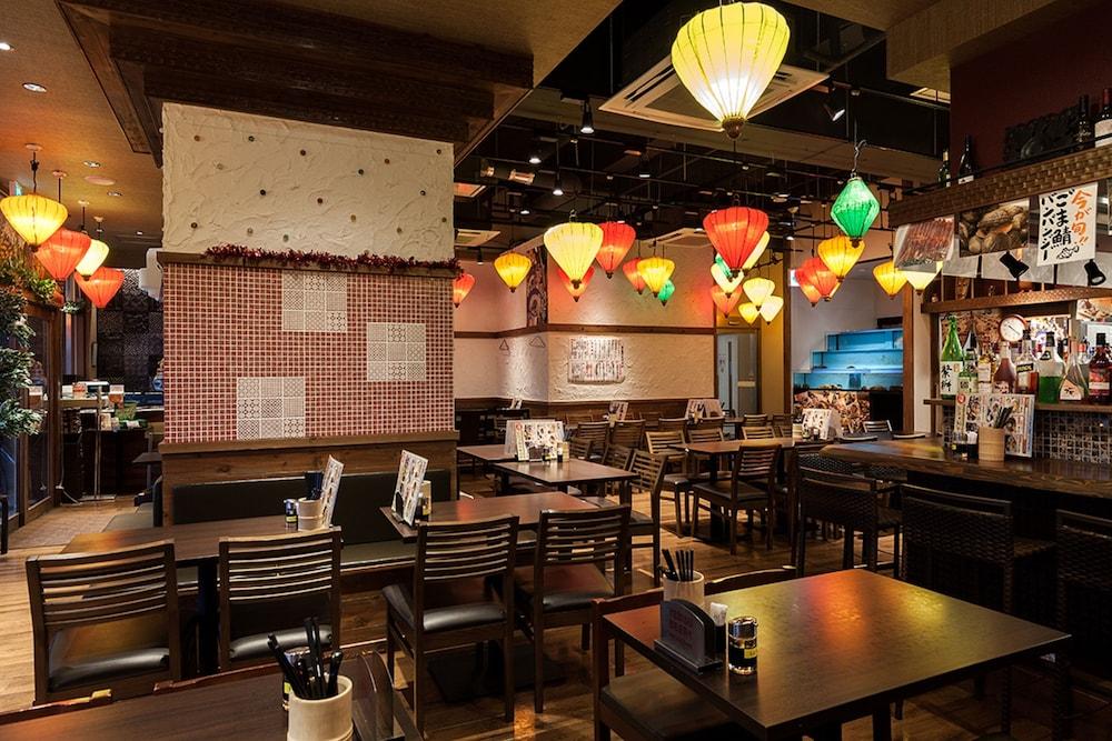 니시테쓰 호텔 크룸 하카타(Nishitetsu Hotel Croom Hakata) Hotel Image 56 - Restaurant