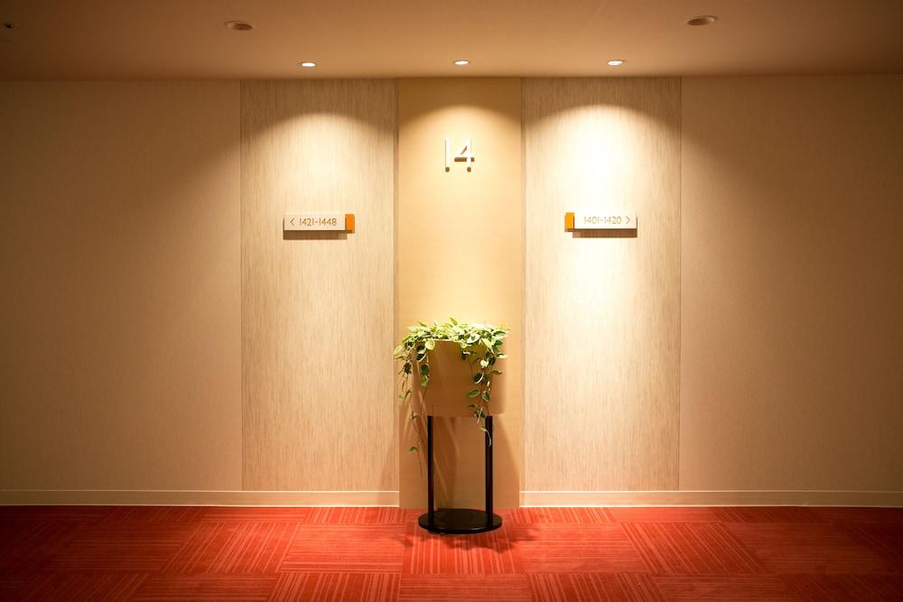 니시테쓰 호텔 크룸 하카타(Nishitetsu Hotel Croom Hakata) Hotel Image 64 - Hallway