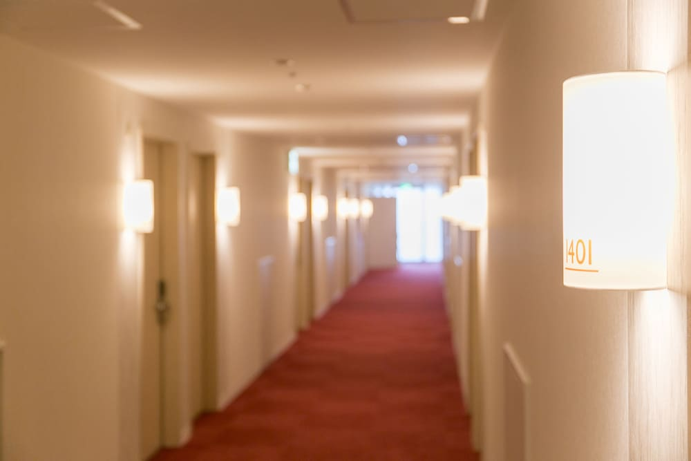 니시테쓰 호텔 크룸 하카타(Nishitetsu Hotel Croom Hakata) Hotel Image 62 - Hallway