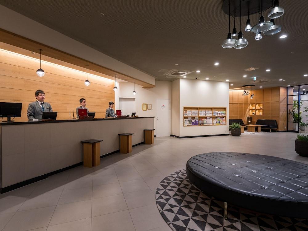 니시테츠 인 신주쿠(Nishitetsu Inn Shinjuku) Hotel Image 5 - Reception