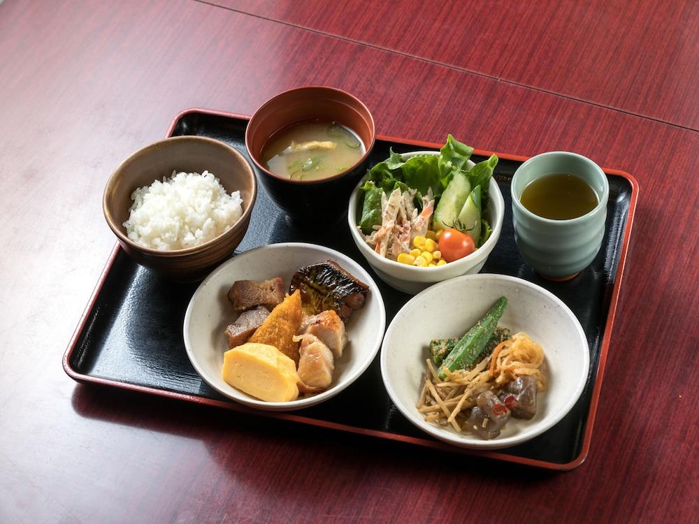 니시테츠 인 신주쿠(Nishitetsu Inn Shinjuku) Hotel Image 36 - Food and Drink