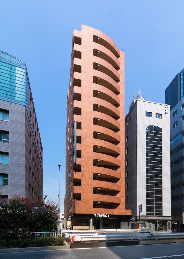니시테츠 인 신주쿠(Nishitetsu Inn Shinjuku) Hotel Image 6 - Exterior