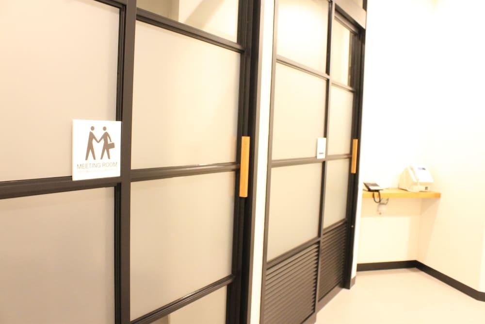 니시테츠 인 신주쿠(Nishitetsu Inn Shinjuku) Hotel Image 38 - Meeting Facility