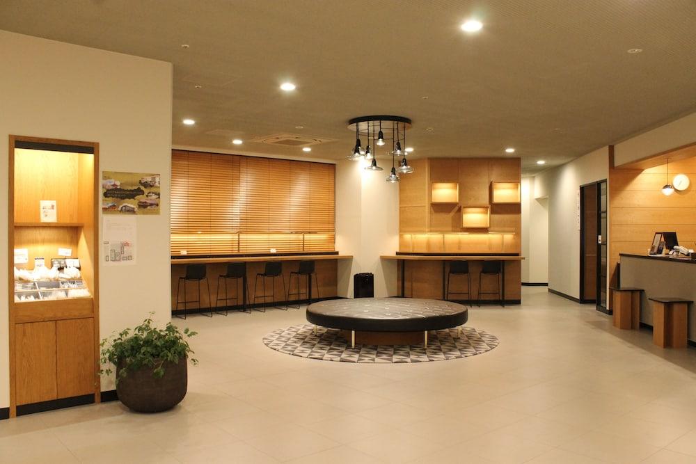 니시테츠 인 신주쿠(Nishitetsu Inn Shinjuku) Hotel Image 4 - Lobby