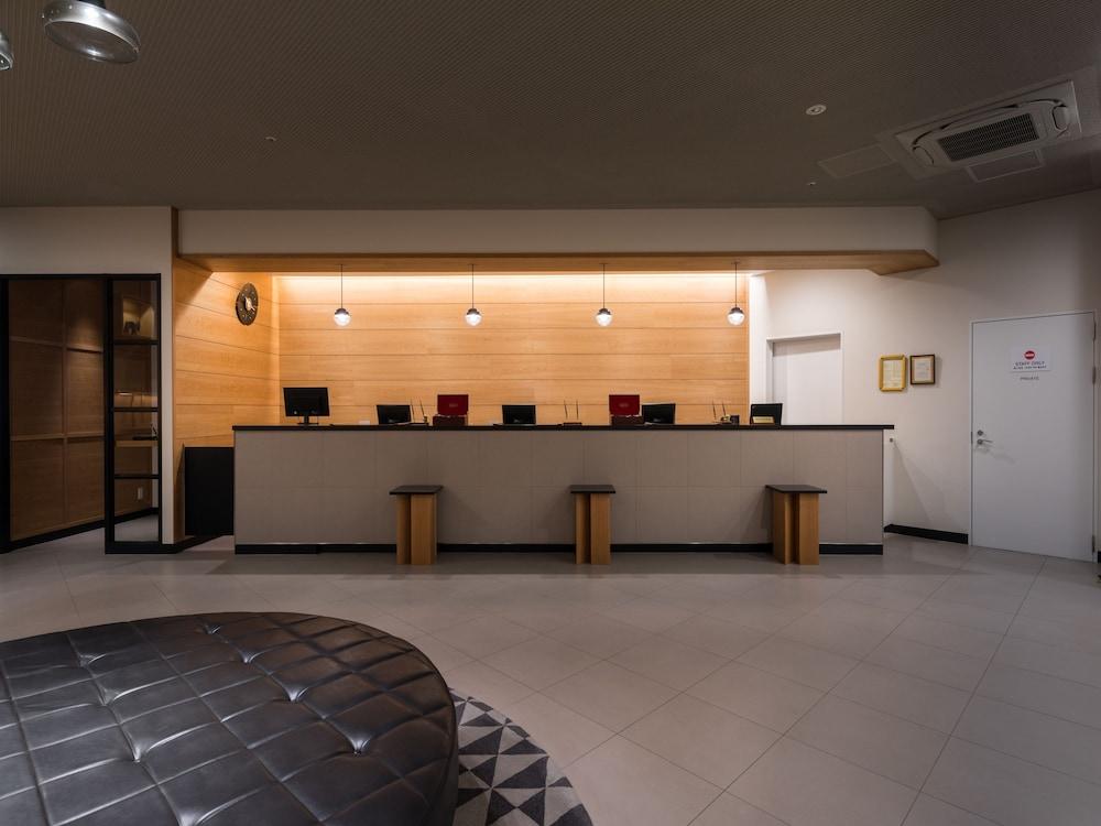 니시테츠 인 신주쿠(Nishitetsu Inn Shinjuku) Hotel Image 21 - Reception