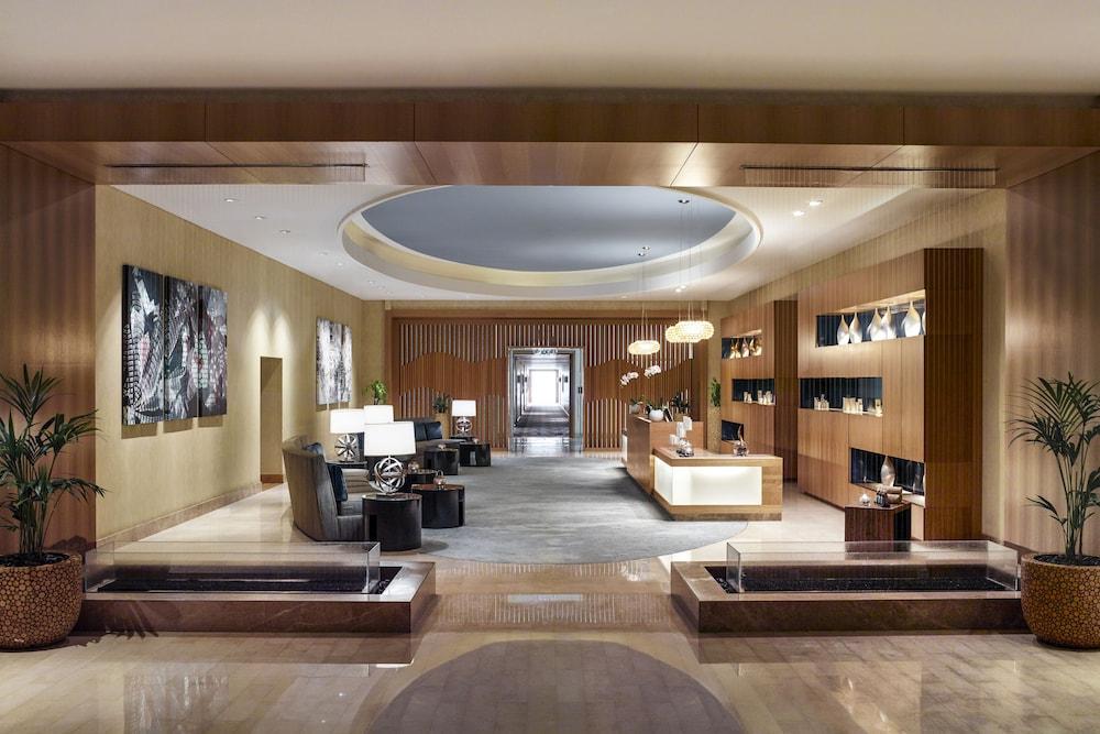 스위소텔 알 구르아이르 두바이(Swissotel Al Ghurair Dubai) Hotel Image 40 - Spa Reception