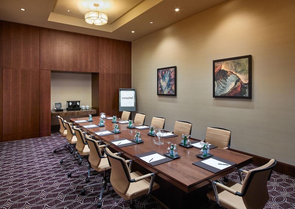 스위소텔 알 구르아이르 두바이(Swissotel Al Ghurair Dubai) Hotel Image 67 - Meeting Facility