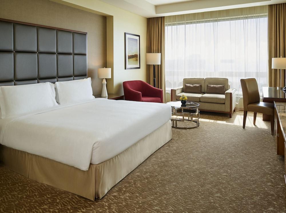 스위소텔 알 구르아이르 두바이(Swissotel Al Ghurair Dubai) Hotel Image 12 - Guestroom