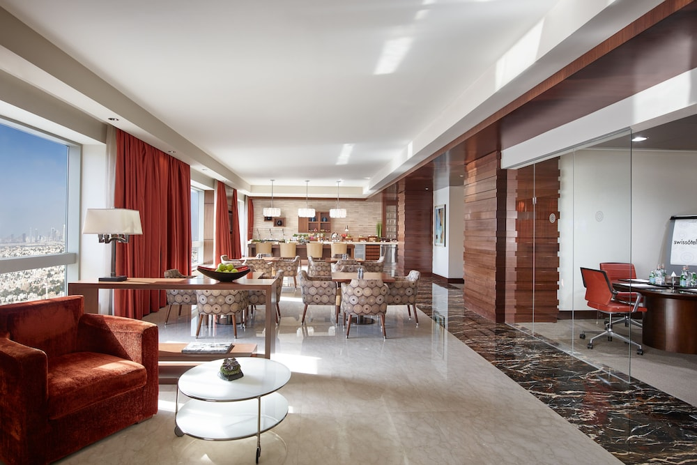 스위소텔 알 구르아이르 두바이(Swissotel Al Ghurair Dubai) Hotel Image 70 - Executive Lounge