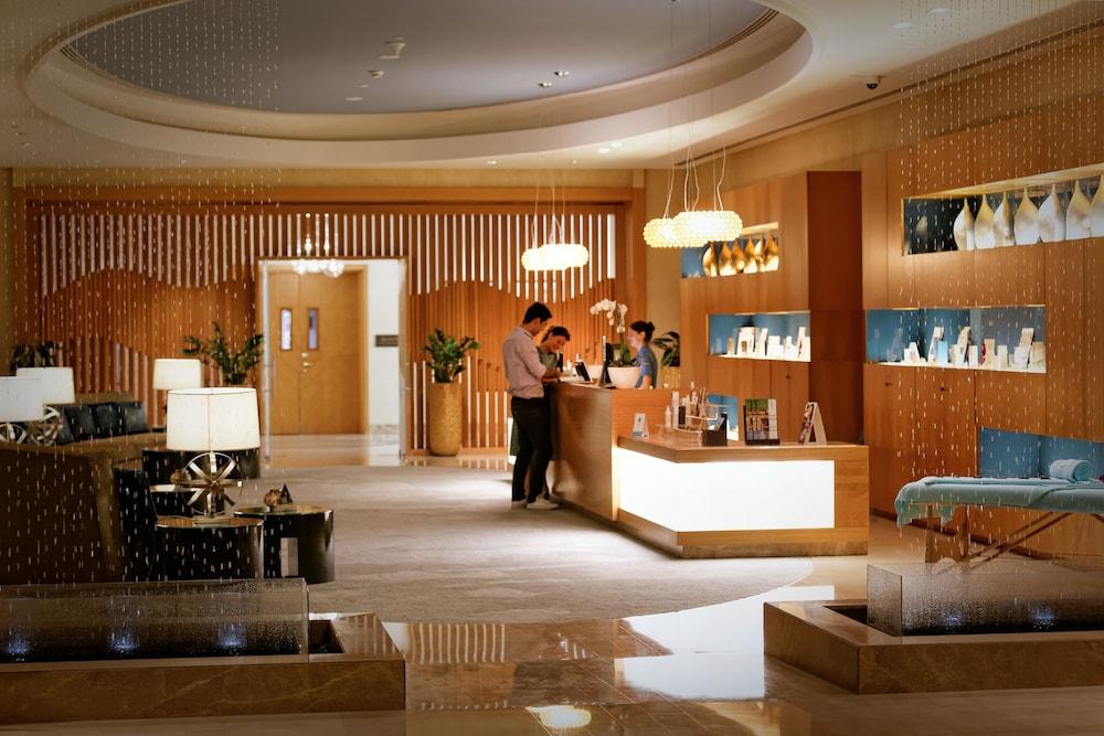 스위소텔 알 구르아이르 두바이(Swissotel Al Ghurair Dubai) Hotel Image 39 - Spa Reception