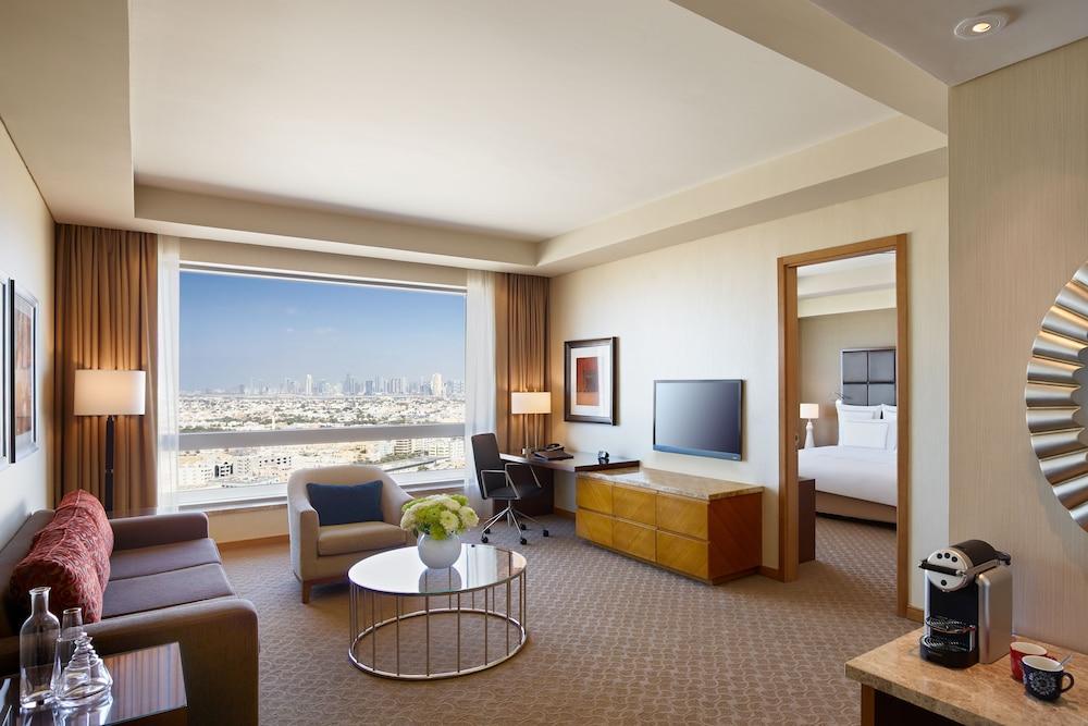 스위소텔 알 구르아이르 두바이(Swissotel Al Ghurair Dubai) Hotel Image 17 - Guestroom