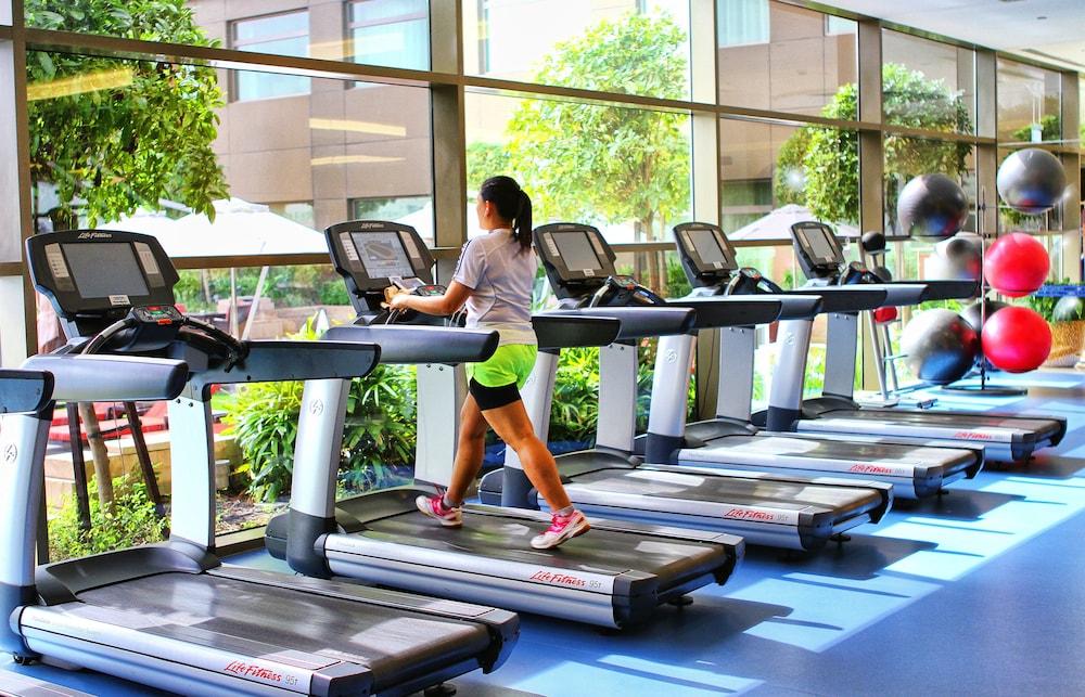스위소텔 알 구르아이르 두바이(Swissotel Al Ghurair Dubai) Hotel Image 72 - Gym