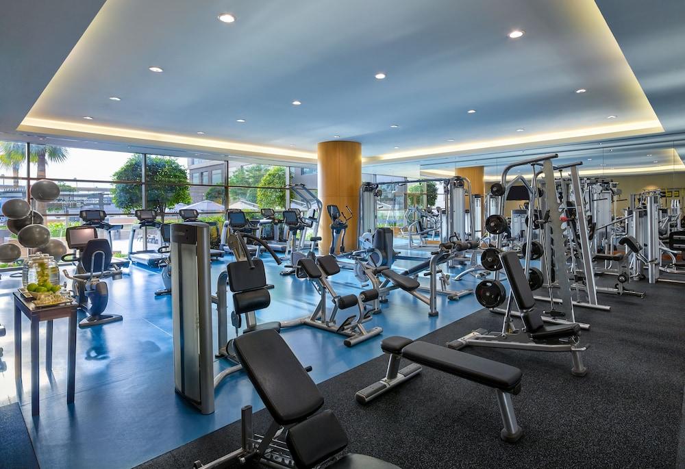 스위소텔 알 구르아이르 두바이(Swissotel Al Ghurair Dubai) Hotel Image 38 - Gym