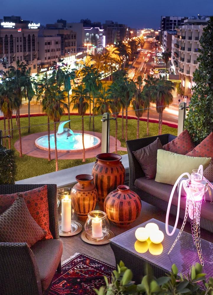 스위소텔 알 구르아이르 두바이(Swissotel Al Ghurair Dubai) Hotel Image 65 - Hotel Lounge