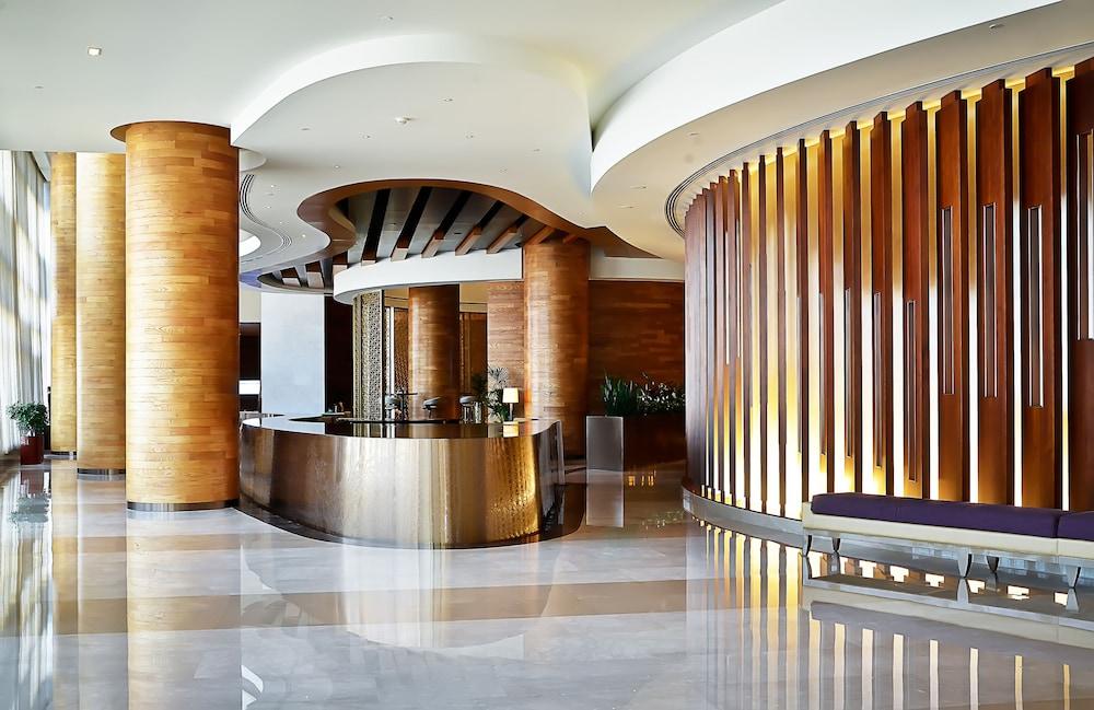 스위소텔 알 구르아이르 두바이(Swissotel Al Ghurair Dubai) Hotel Image 3 - Reception