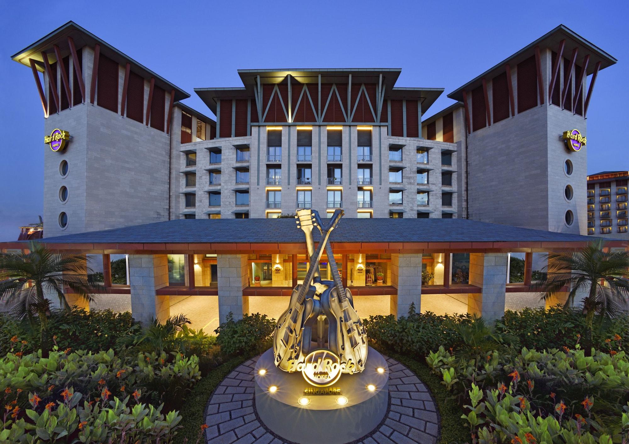 Resort World Sentosa - Hard Rock Hotel, Pulau Sentosa