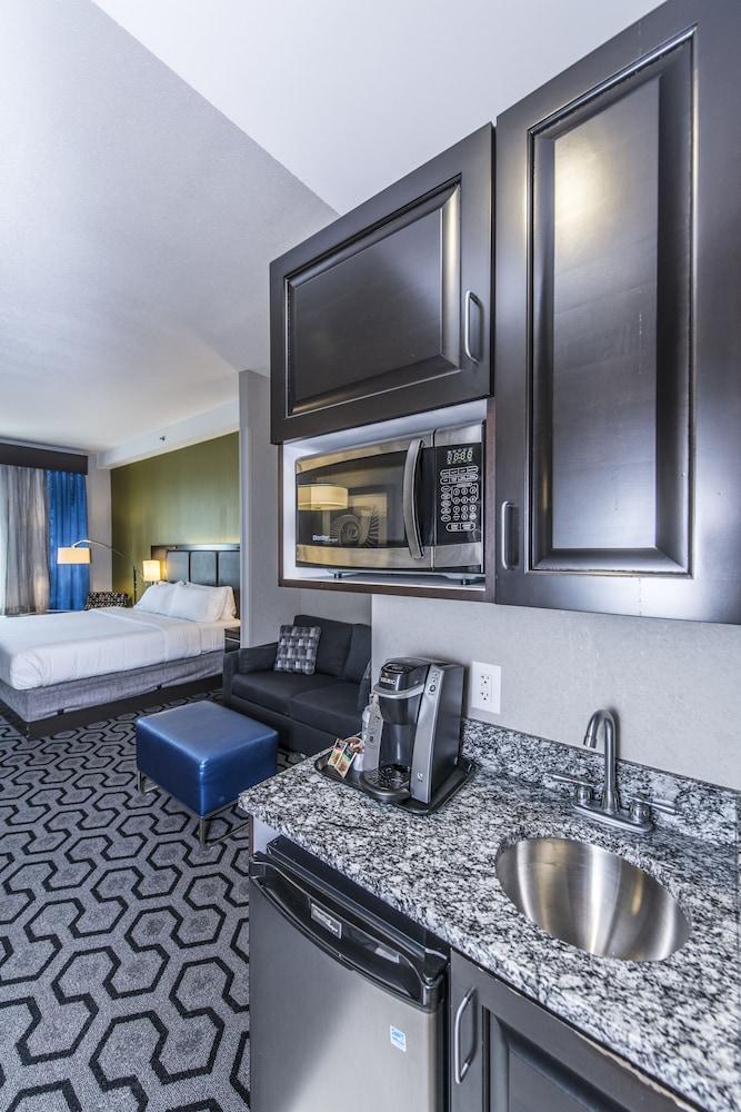 홀리데이 인 익스프레스 호텔 & 스위트 찰스턴 Arpt - Conv Ctr(Holiday Inn Express Hotel & Suites Charleston Arpt-Conv Ctr) Hotel Image 9 - Guestroom
