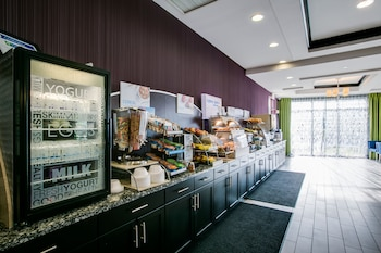 Holiday Inn Express Hotel & Suites Charleston Arpt-Conv Ctr - Breakfast Area  - #0