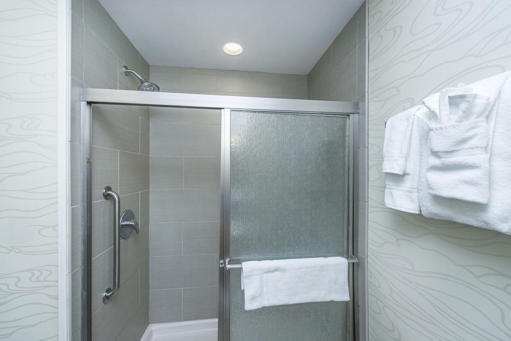 홀리데이 인 익스프레스 호텔 & 스위트 찰스턴 Arpt - Conv Ctr(Holiday Inn Express Hotel & Suites Charleston Arpt-Conv Ctr) Hotel Image 23 - Bathroom