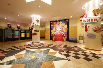 HOTEL KEIHAN UNIVERSAL CITY Lobby