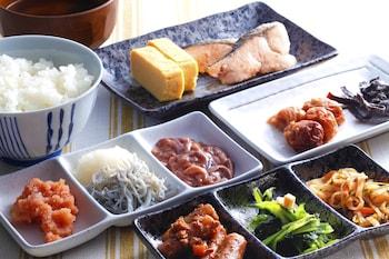 HOTEL KEIHAN UNIVERSAL CITY Breakfast buffet