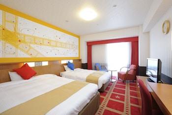 お部屋おまかせ2名利用 禁煙|27㎡|ホテル京阪 ユニバーサル・シティ