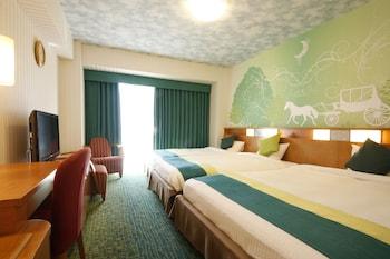 HOTEL KEIHAN UNIVERSAL CITY Room