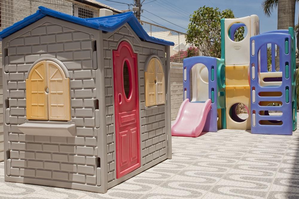 호텔 게라니우스 프라이아 두스 잉글레지스(Hotel Geranius Praia dos Ingleses) Hotel Image 22 - Childrens Area