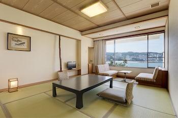 和室 10畳(食事なし)|35㎡|白良荘グランドホテル