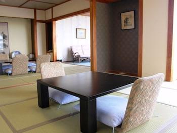 お部屋タイプおまかせ オーシャンビュー 2食付き|白良荘グランドホテル