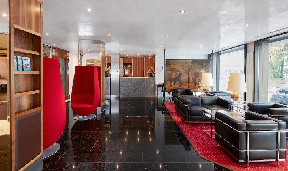 리빙 호텔 뒤셀도르프 바이 데라크(Living Hotel Düsseldorf by Derag) Hotel Image 1 - Lobby Sitting Area