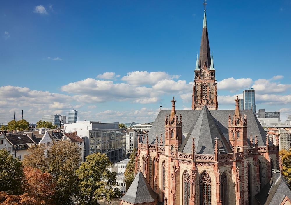 리빙 호텔 뒤셀도르프 바이 데라크(Living Hotel Düsseldorf by Derag) Hotel Image 32 - Aerial View
